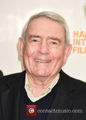 Dan Rather - Hamptons Interational Film Festival - 'A Conversation With Dan Rather' at Bay Street Theatre - Sag Harbor,...
