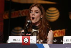 Rose Leslie - New York Comic Con - Day 3 - 'The Last Witch Hunter' - Press Conference at Javitis...
