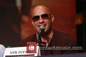 Vin Diesel - New York Comic Con - Day 3 - 'The Last Witch Hunter' - Press Conference at Javitis...