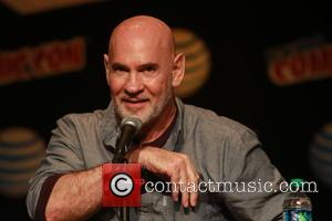 Mitch Pileggi - New York Comic Con - Day 3 - 'X-Files' - Press Conference at Javitis Center, Comic Con...