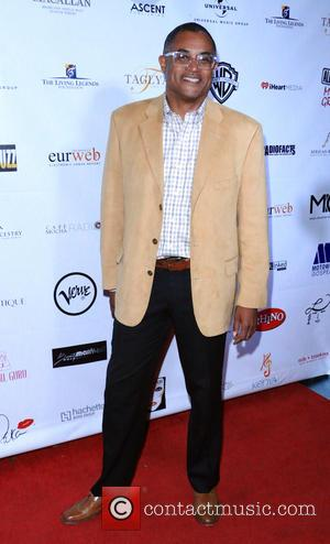 Thonell Jones - Living Legends Foundation 19th Awards Show & Dinner at Taglyan Cultural Complex - Los Angeles, California, United...