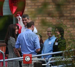 Prince William, Duke of Cambridge, Catherine , Duchess of Cambridge - Prince William, Duke of Cambridge and Catherine, Duchess of...