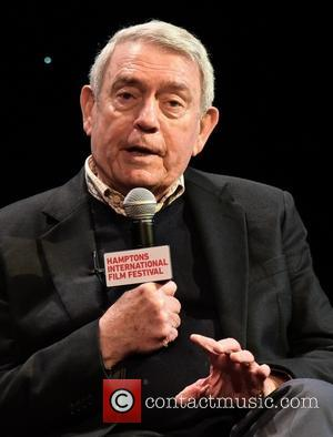 Dan Rather - Hamptons International Film Festival - 'A Conversation With Dan Rather' hosted by Alec Baldwin at Bay Street...