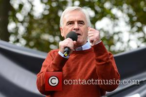 John McDonnell - Zac Goldsmith MP, Sadiq Khan MP  and Shadow Chancellor John McDonnell join protesters in Parliament Square...