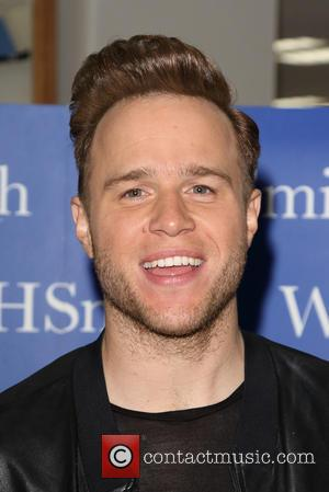 Olly Murs - Olly Murs signs copies of his new book 'On the Road' at WHSmith at WH Smith Milton...