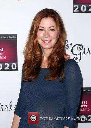 Dana Delany - The Breast Cancer Coalition Fund's 15th Annual Les Girls Cabaret honoring Joyce Brandman at Avalon Hollywood -...