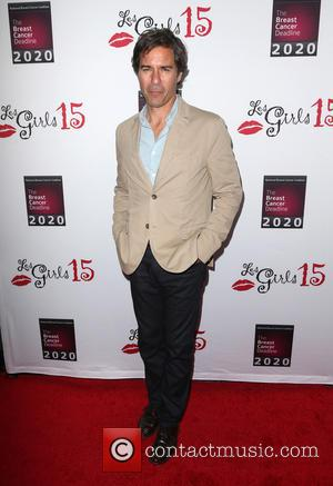 Eric McCormack - The Breast Cancer Coalition Fund's 15th Annual Les Girls Cabaret honoring Joyce Brandman at Avalon Hollywood -...
