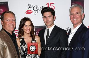 Brit Shaw , Guests - The Breast Cancer Coalition Fund's 15th Annual Les Girls Cabaret honoring Joyce Brandman at Avalon...