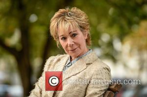 Zoe Wanamaker - Cheltenham Literature Festival - Day 10 at Cheltenham Literature Festival - Cheltenham, United Kingdom - Sunday 11th...