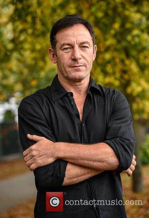 Jason Isaacs - Cheltenham Literature Festival - Day 10 at Cheltenham Literature Festival - Cheltenham, United Kingdom - Sunday 11th...