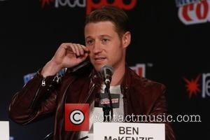 Ben McKenzie - Comic Con Day 4 at The Jacob K. Javits Convention Center at Javitis Center, Comic Con -...