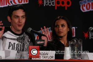 Robin Lord Taylor and Jessica Lucas