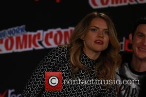Erin Richard - Comic Con Day 4 at The Jacob K. Javits Convention Center at Javitis Center, Comic Con -...