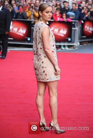 Brie Larson - BFI London Film Festival - 'Room' - Premiere - London, United Kingdom - Sunday 11th October 2015