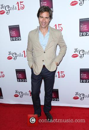 Eric McCormack - The Breast Cancer Coalition Fund's 15th Annual 'Les Girls Cabaret' honoring Joyce Brandman - Los Angeles, California,...