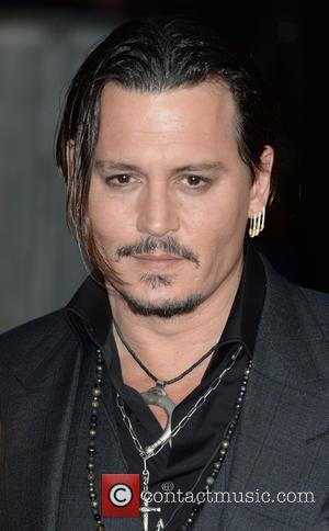 Johnny Depp - BFI London Film Festival - 'Black Mass' - Premiere - London, United Kingdom - Sunday 11th October...