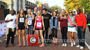 Vas Blackwood, Charlie Webster, Jenni Falconer, Jo Whiley, John Altman, Diana Marchmant, Rebecca Adlington, Emily Maitlis and Derek Redmond