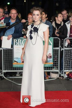 Saoirse Ronan - The BFI London Film Festival Gala Premiere of 'Brooklyn' held at the Odeon Leicester Square - Arrivals...