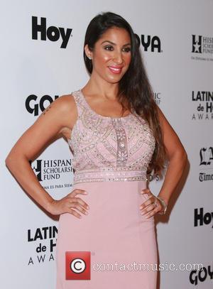 Liana Mendoza - Latinos de Hoy Awards 2015 held at the Dolby Theatre at Dolby Theatre - Los Angeles, California,...