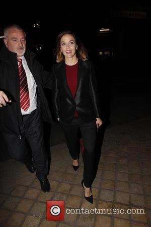 Victoria Pendleton - Red Women of the Year Awards at the Skylon Bar, Royal Festival Hall - Departures at Royal...