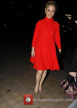 Emilia fox - Red Women of the Year Awards at the Skylon Bar, Royal Festival Hall - Departures at Royal...
