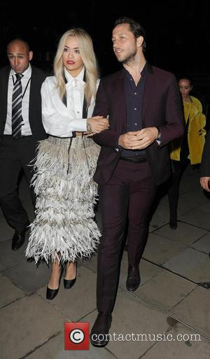 Rita Ora - Celebrities attend the Chanel Mademoiselle Prive party, held at the Saatchi Gallery - London, United Kingdom -...