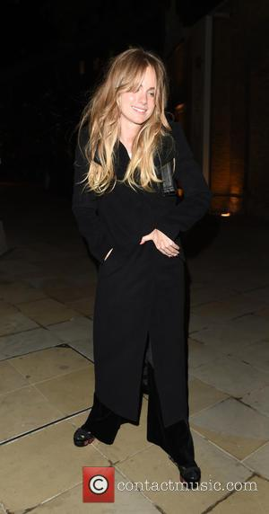 Cressida Bonas - Celebrities attend the Chanel Mademoiselle Prive party held at the Saatchi Gallery - London, United Kingdom -...
