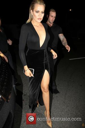 Khloe Kardashian - Members of the Kardashian family, all dressed in black, arrive at Ysabel for Cosmopolitan's 50th Birthday Celebration...