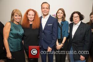 Katie Couric, Grace Coddington, Louis Licari, Sofia Coppola and Fran Leibowitz