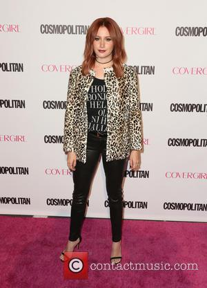 Ashley Tisdale - Cosmopolitan Magazine's 50th Birthday Celebration - Arrivals at Ysabel - Los Angeles, California, United States - Monday...