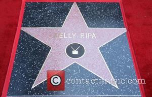 Kelly Ripa, Star , View - Kelly Ripa honored with star on the Hollywood Walk Of Fame at The Hollywood...