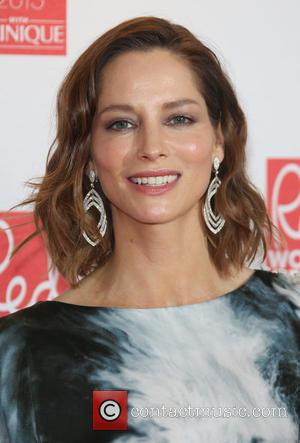 Sienna Guillory - Red Women of the Year 2015 held at the Skylon Bar - Arrivals - London, United Kingdom...