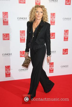Kelly Hoppen - Red Women of the Year 2015 held at the Skylon Bar - Arrivals - London, United Kingdom...