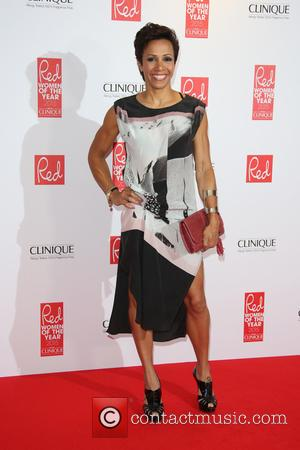 Dame Kelly Holmes - Red Women of the Year 2015 held at the Skylon Bar - Arrivals - London, United...
