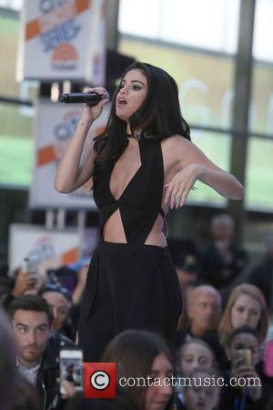 Selena Gomez - Selena Gomez performs Live on NBC's 'Today' show - NYC, New York, United States - Monday 12th...