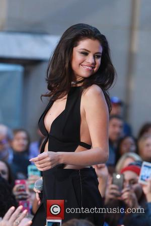 Selena Gomez - Selina Gomez performs live on NBC Networks morning show