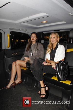 Stephanie Pratt and Lucy Watson