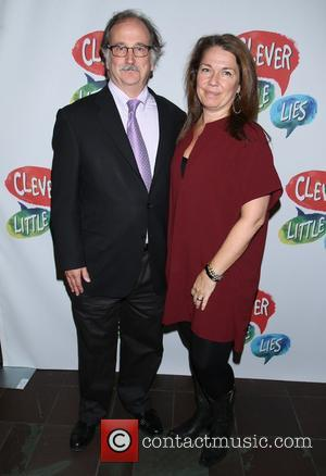 Mark Linn-baker and Christa Justus