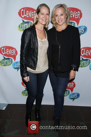 Rebecca Luker and Sally Wilfert