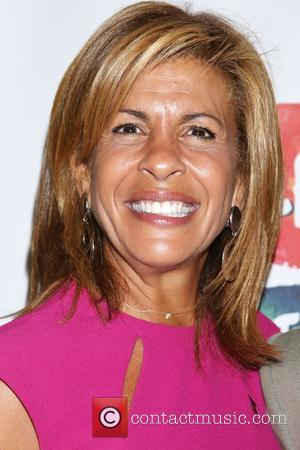 Hoda Kotb - Opening night for Clever Little Lies at the Westside Theatre - Arrivals. at Westside Theatre, - New...
