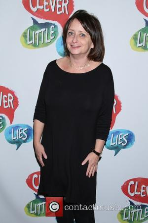 Rachel Dratch - Opening night for Clever Little Lies at the Westside Theatre - Arrivals. at Westside Theatre, - New...