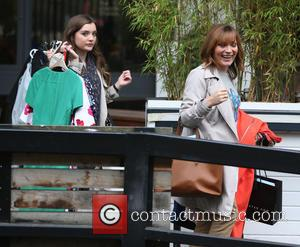 Lorraine Kelly , Rosie Kelly Smith - Lorraine Kelly and her daughter Rosie outside ITV Studios - London, United Kingdom...