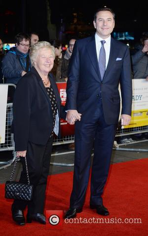 David Walliams - BFI London Film Festival - 'Lady In The Van' - Premiere - London, United Kingdom - Tuesday...
