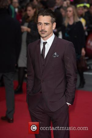 Colin Farrell - BFI LFF: Lobster film premiere held at the Vue West End. - London, United Kingdom - Tuesday...