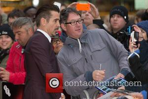 Colin Farrell - The BFI London Film Festival Dare Gala Premiere of 'The Lobster' held at the Vue West End...