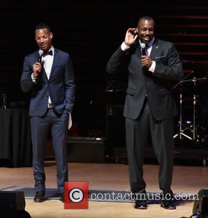 Marlon Wayans and Marcus Allen
