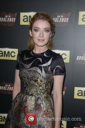 Sarah Bolger - Screening of AMC's 'Into the Badlands' at The London West Hollywood - Arrivals at The London West...