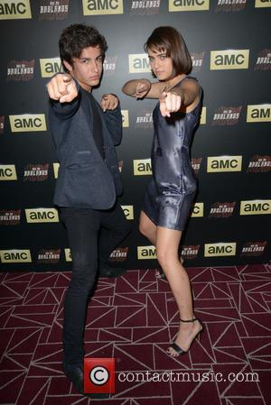 Aramis Knight, Left and Ally Ioannides