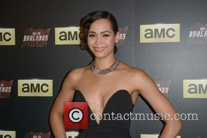 Madeleine Mantock - Screening of AMC's 'Into the Badlands' at The London West Hollywood - Arrivals at The London West...