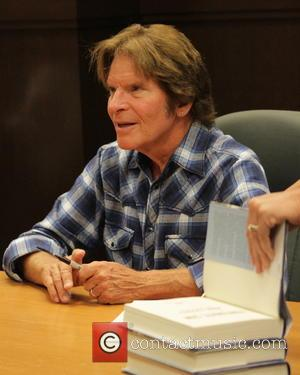 John Fogerty - John Fogerty signs copies of his new book 'Fortunate Son' at Barnes & Noble at The Grove...